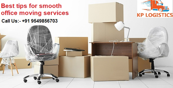 Best tips for smooth office moving services